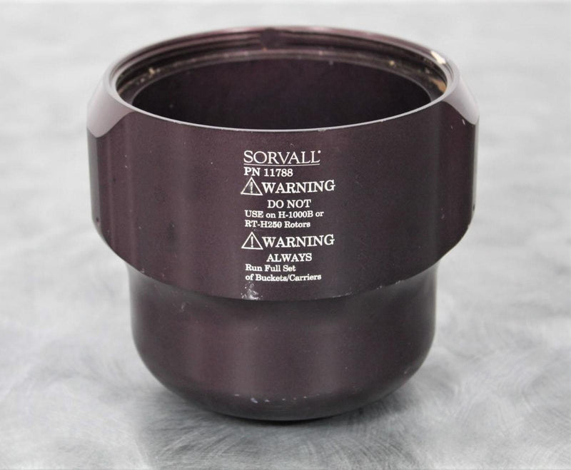 Used: Sorvall 11788 Centrifuge Swing Bucket 750mL with 90-Day Warranty