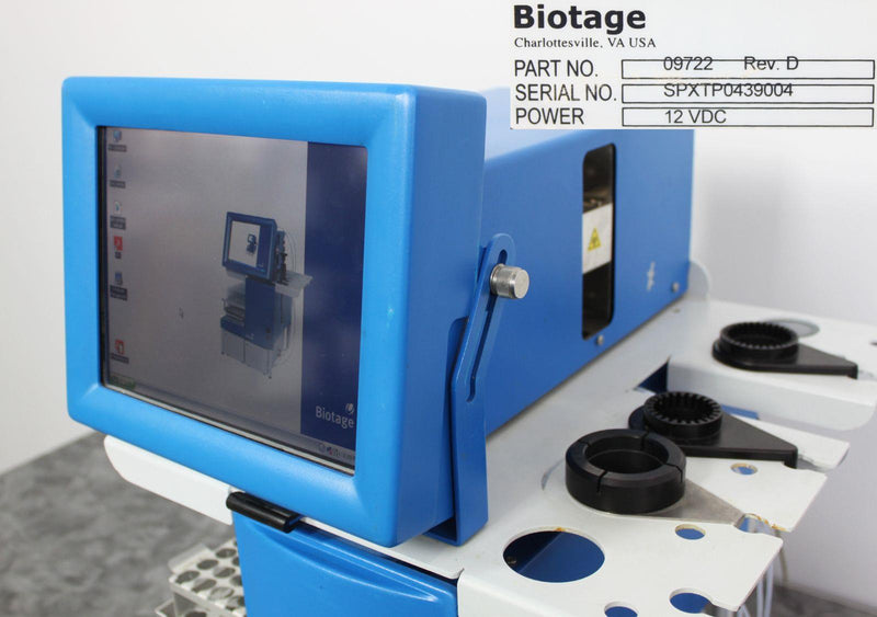 Used: Biotage SP1 HPFC Flash Chromatography System Purification w/ SPX Software