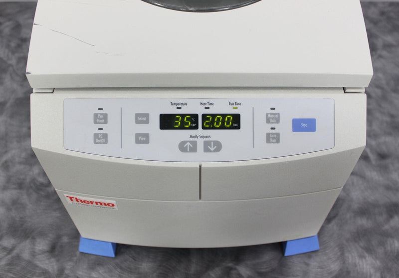 Used: Thermo Savant Speedvac SPD111V-115 Vacuum Concentrator w/ RH120-11 Rotor