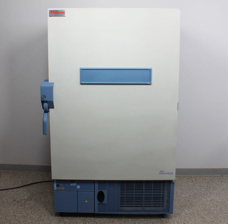 Used: Thermo Fisher Scientific ULT2586-4-D42 Revco Value PLUS ULT Ultra-Low Freezer