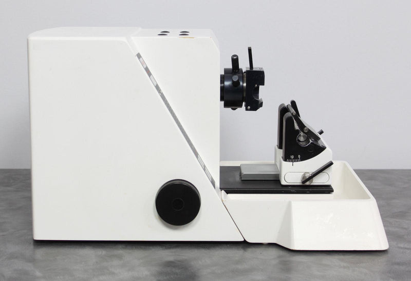 Microm HM 335 E Motorized Electronic Rotary Microtome with Blade Holder