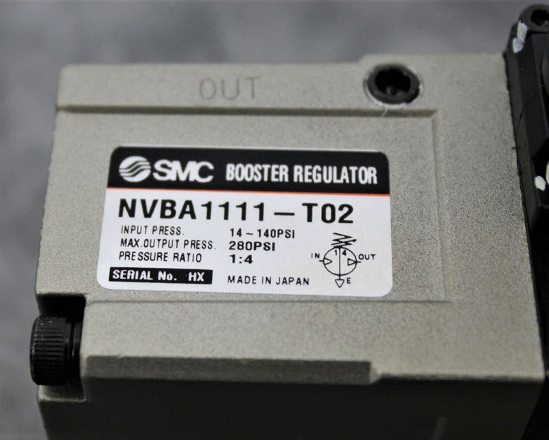 SMC NVBA1111-T02 Boost Regulator and AR20-N01-Z Regulator with 90-Day Warranty