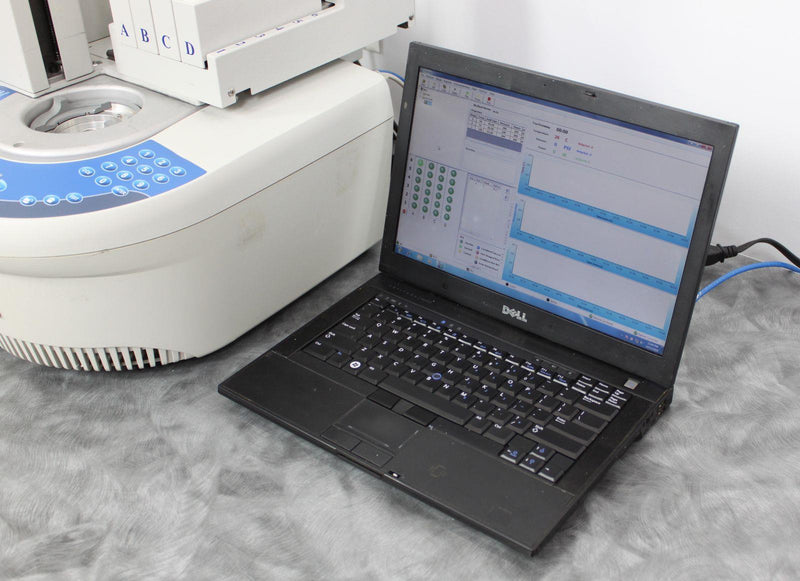 Used: CEM Discover Microwave Digestion System 908005 w/ Intellivent Explorer & Laptop