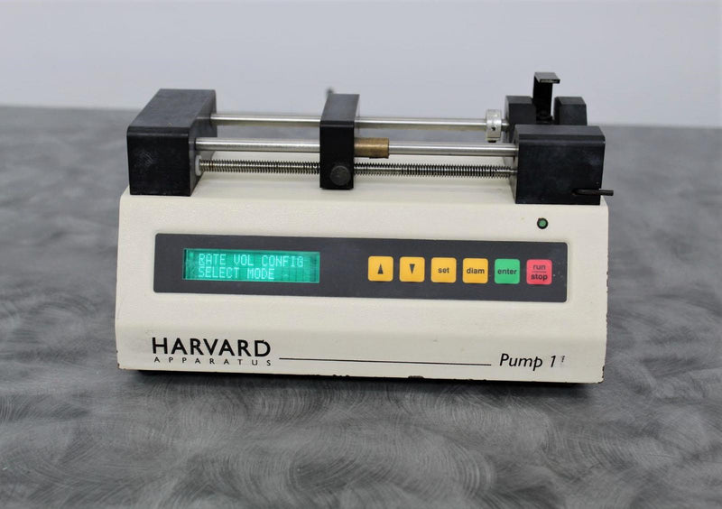 Harvard Apparatus Pump 11 Dual Syringe Pump with 90-Day Warranty