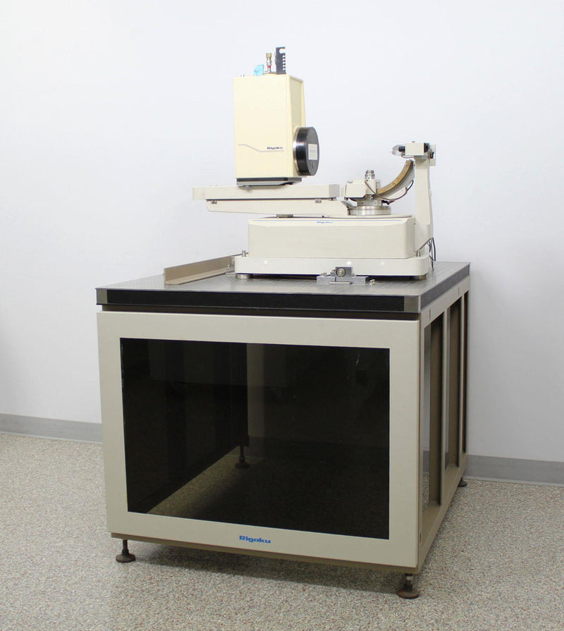 Used Guaranteed: Rigaku AFC-11L Goniostat Partial 4-Axis and Saturn 92 CCD X-Ray Detector