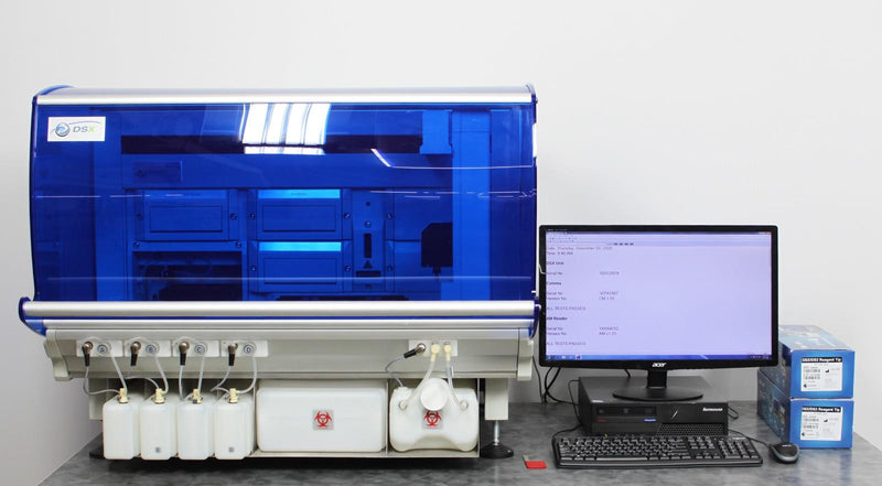 NLS Certified: Dynex DSX 4-Plate Automated ELISA Processing Immunoassay w/ Revelation DSX v6.24