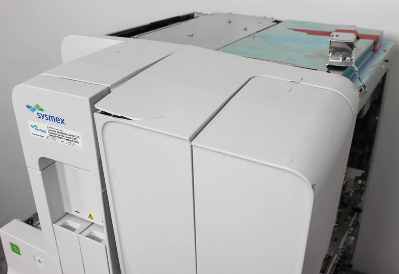 Used Sysmex SP-50 Fully Automated Slidemaker/Stainer BX765805 for XN-Series Modules For Sale
