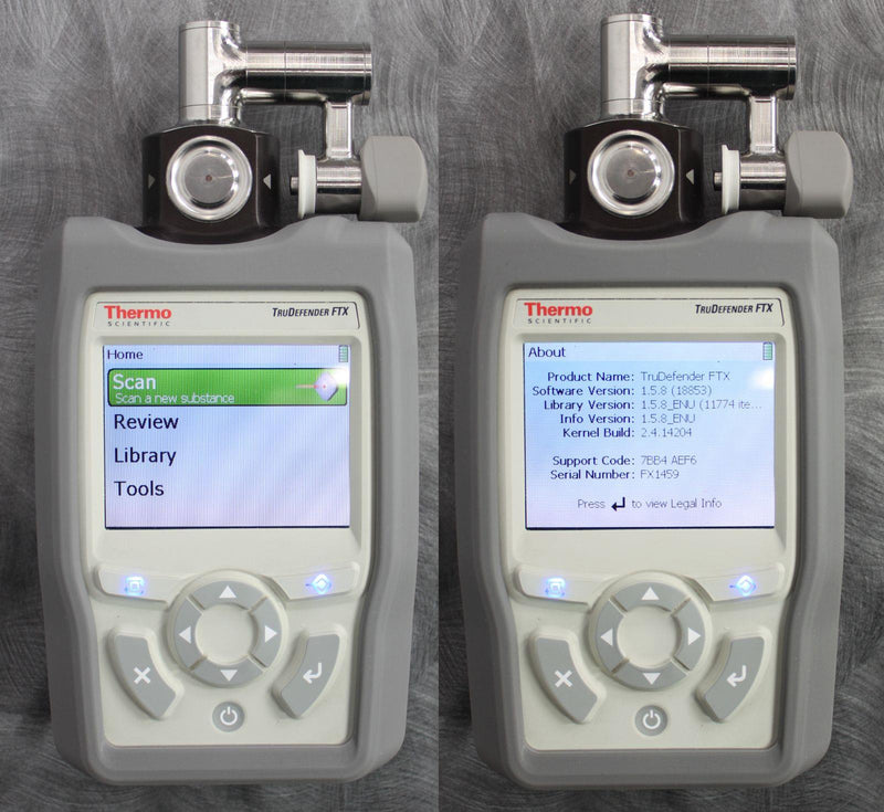 Buy a Thermo FirstDefender RMX & TruDefender FTX Handheld Chemical Detection Analyzer