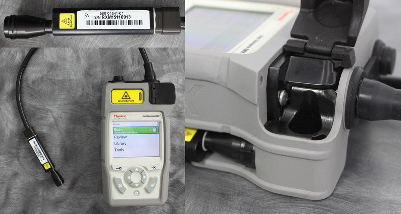 Thermo FirstDefender RMX & TruDefender FTX Handheld Chemical Detection Analyzer Up Close