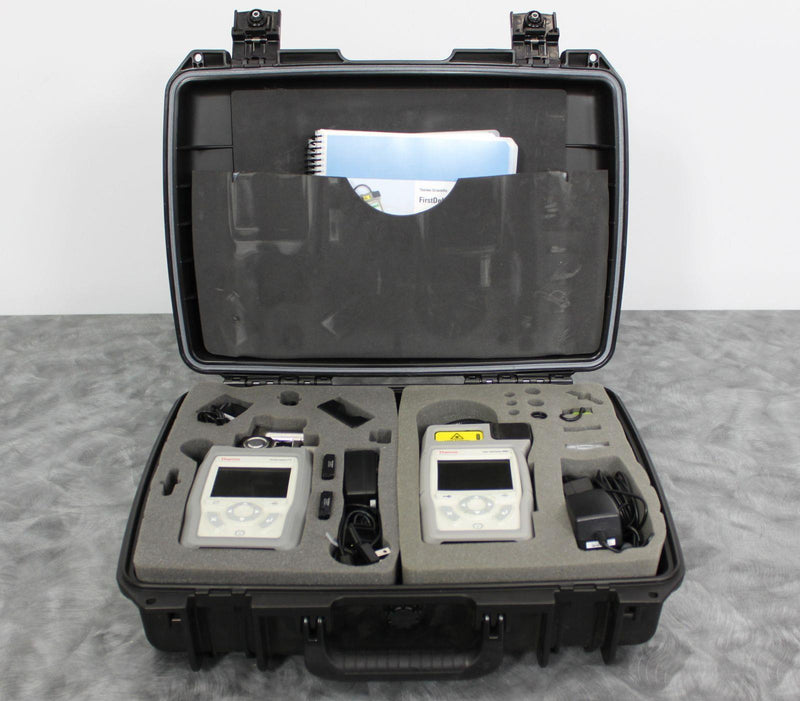 Used Guaranteed: Thermo FirstDefender RMX & TruDefender FTX Handheld Chemical Detection Analyzer