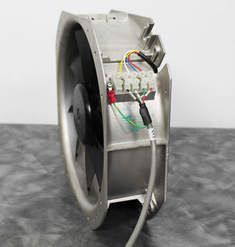 Used Guaranteed: EBM-PAPST W1G250-HH-35-52 Axial Exhaust Fan 24 Volt with 90-Day Warranty