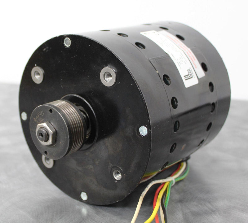 Used Guaranteed: Lemac 53566-107 Electric Motor with 5.5 Inch Diameter Fan with 90-Day Warranty