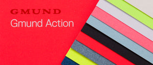 Gmund Action Swatch Book