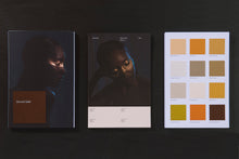 Load image into Gallery viewer, Gmund Gold Swatch Book