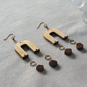 Organic Wooden DIY Kit