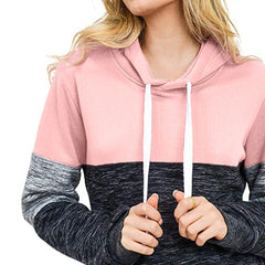 "Hoodies ""Don't let the cold stop you"""