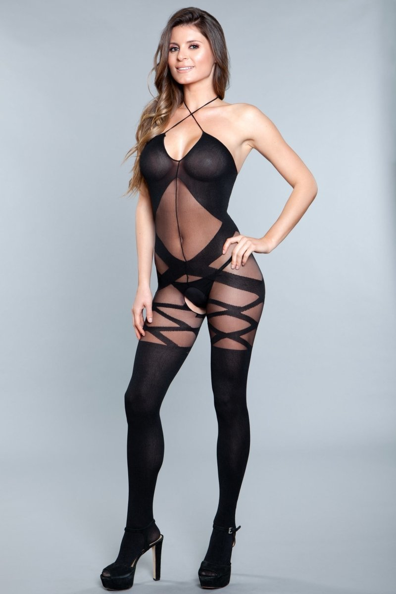 In Your Bed Bodystocking