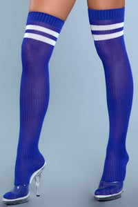 Going Pro Thigh High Hosiery