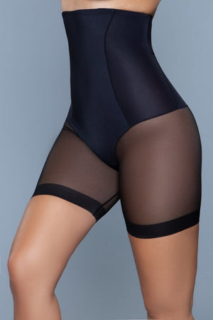 Held together Shapewear Short - Black