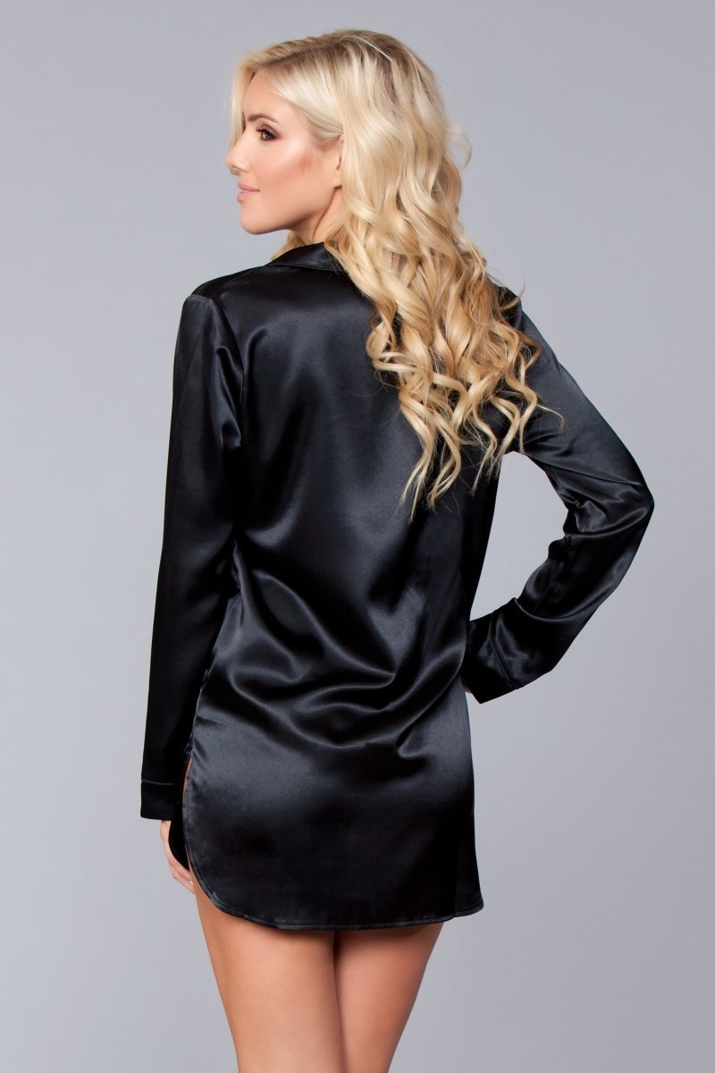 Kimberly Satin Sleep shirt /Pajama