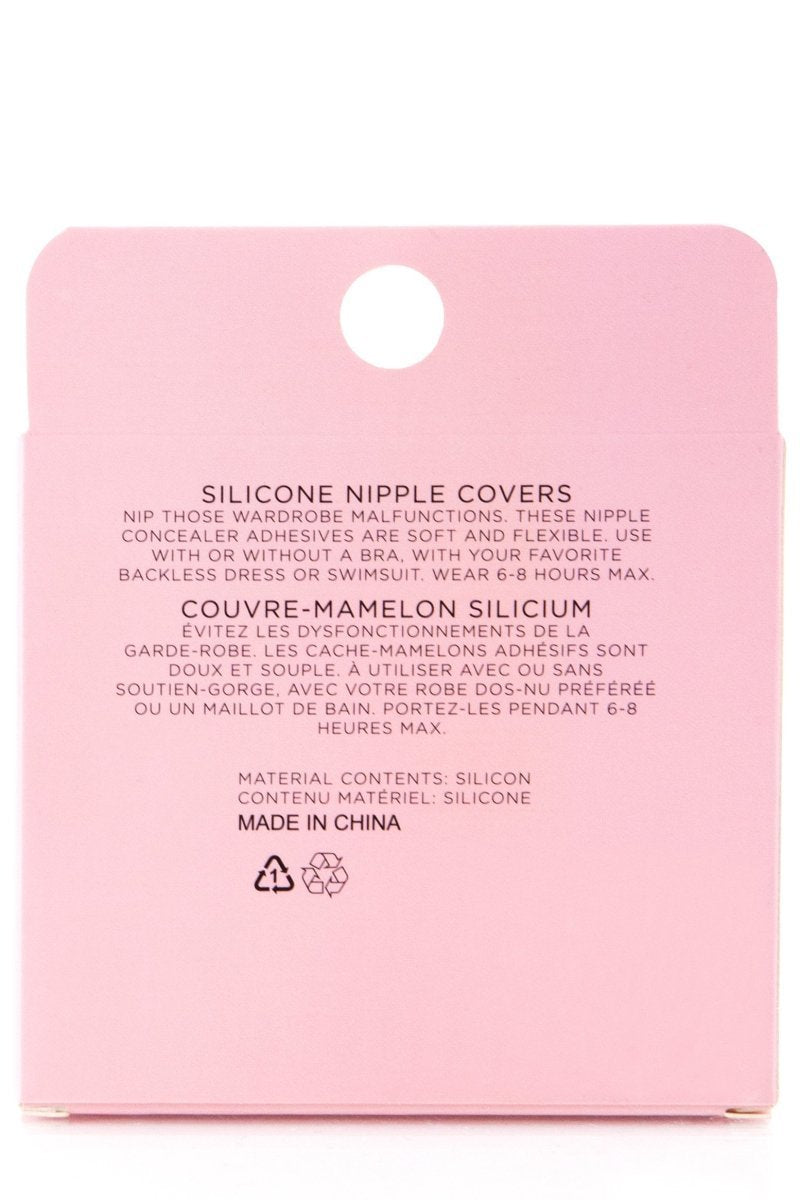 Marie Nipple Cover Set