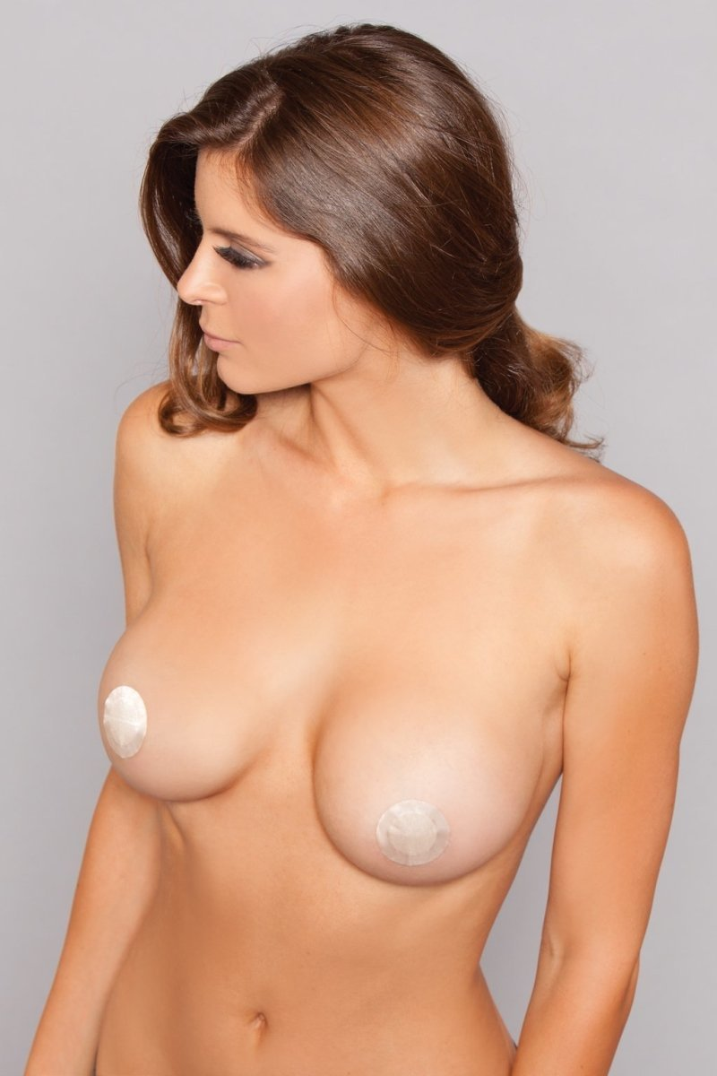 Paulette Round Nipple Cover Set