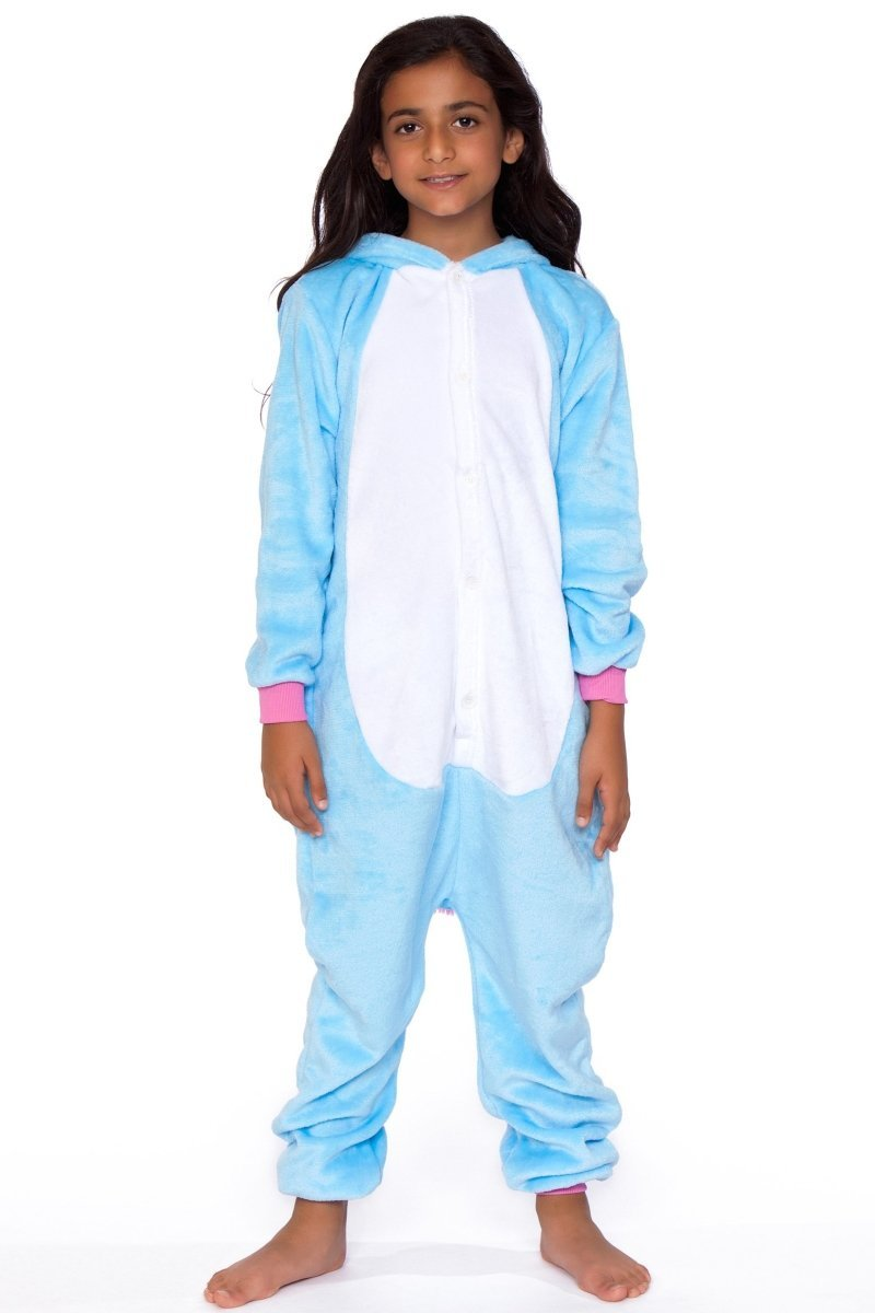 BLUE UNICORN Child Onesie