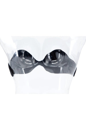 The Right Places Adhesive Bra - Black