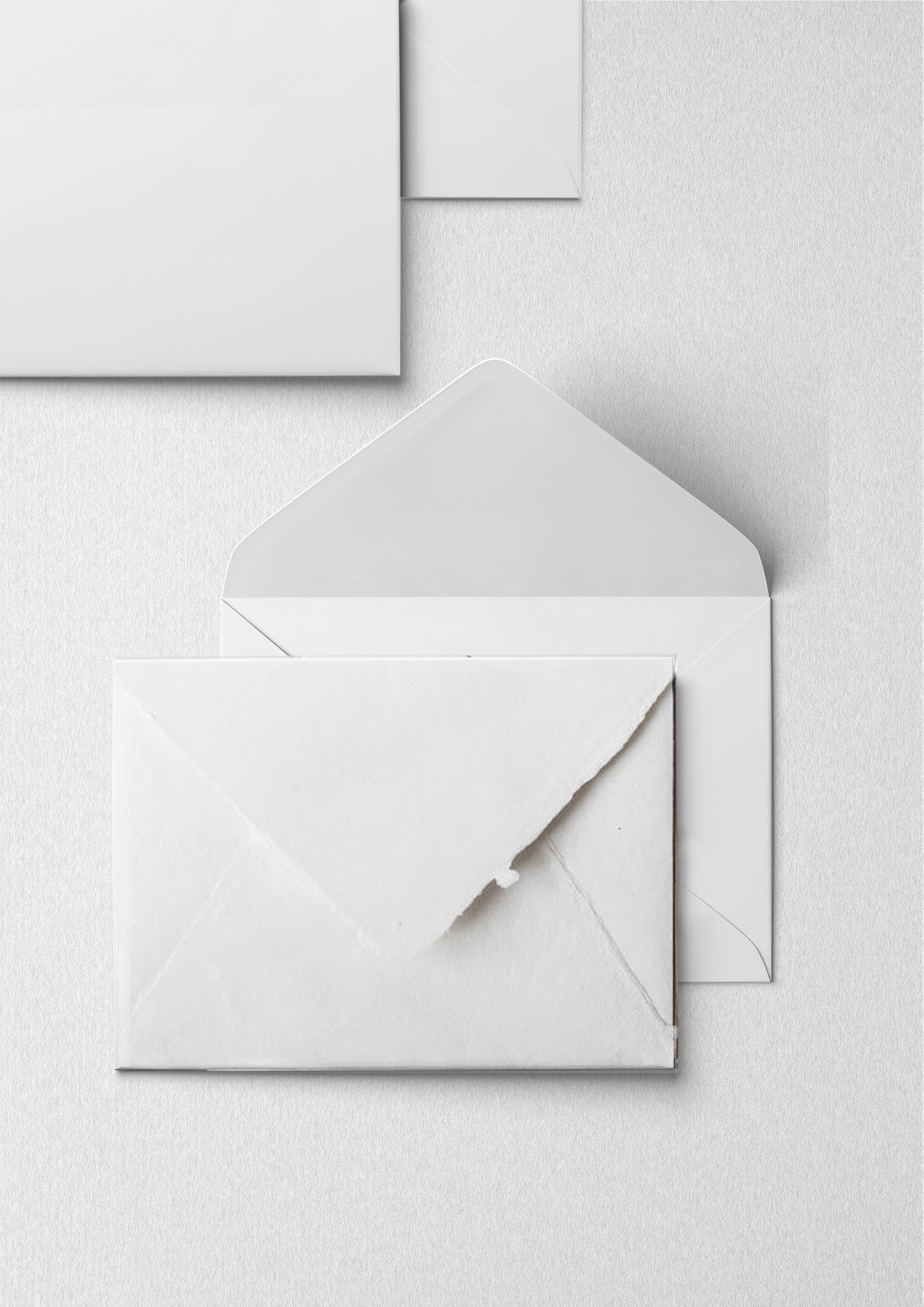 Handmade Envelopes & Outer Cardstock Envelopes