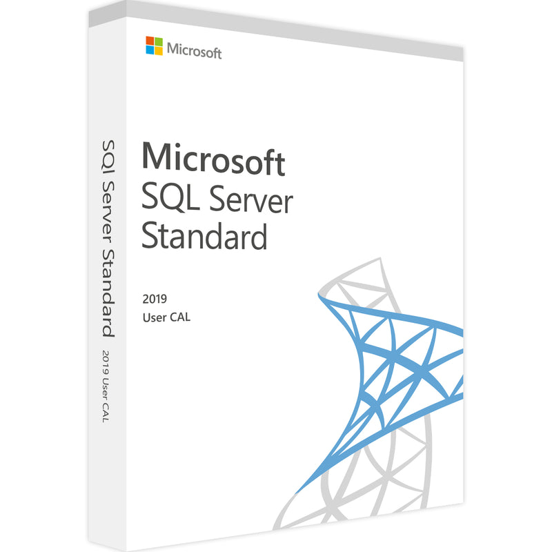 Microsoft SQL Server 2019 - User CAL