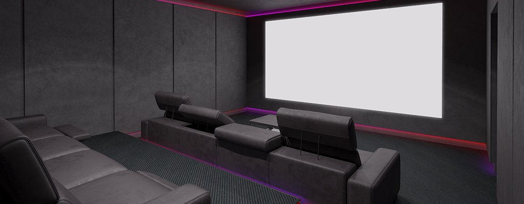 What to consider when designing your Home Theatre?