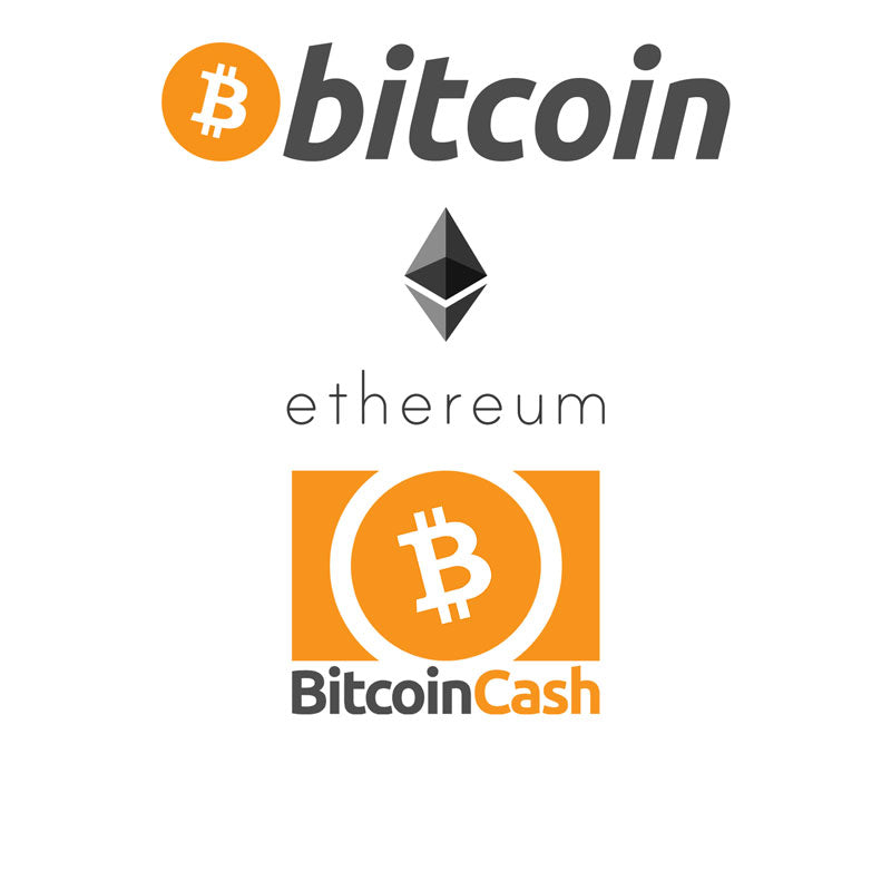 We now accept Bitcoin, Ethereum and Bitcoin Cash - A Guide To Paying With Crypto Currency
