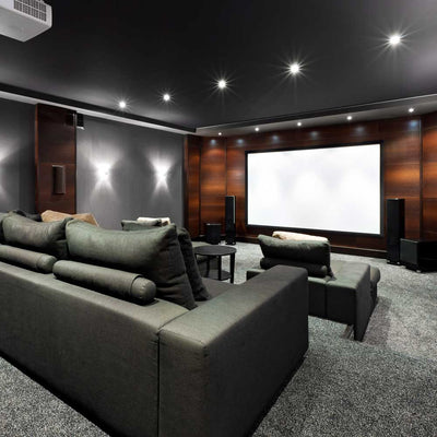 THX Viewing Distance Calculator for Home Theatre Projectors