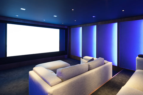 What To Consider When Designing Your Home Theatre