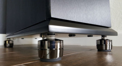 IsoAcoustics GAIA II Speaker Isolation System