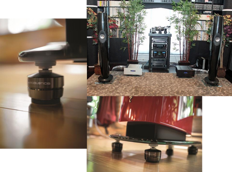 IsoAcoustics GAIA I Speaker Isolation System