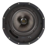 "Accento Accento 8"" Ceiling Speakers Pair AMT Ribbon Tweeter with Edgeless Grill In-Ceiling Speakers"