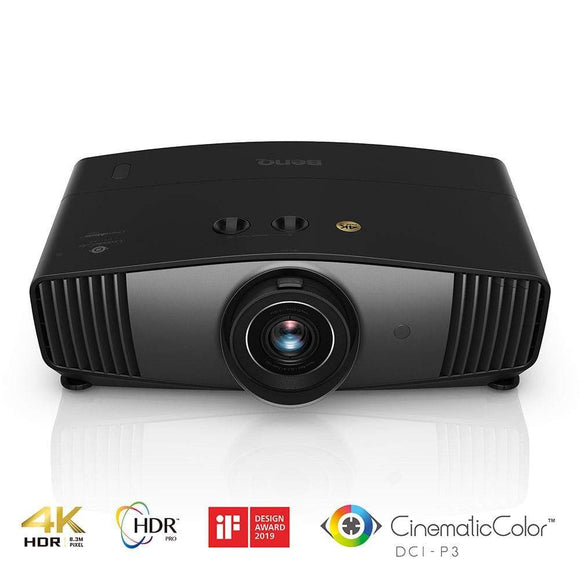 BenQ BenQ W5700 - True 4K UHD Projector with 100% DCI-P3/Rec.709 and HDR-PRO Home Theatre Projectors
