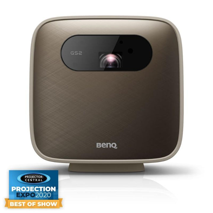 BenQ GS2 Portable LED Projector Perfect For Family & Camping