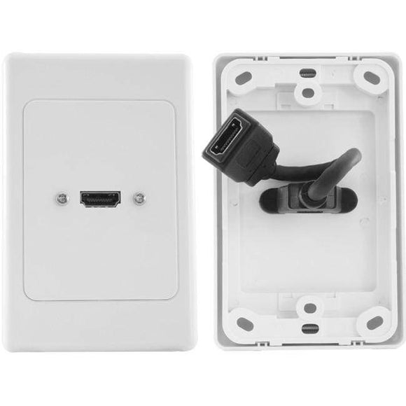 CHT Solutions Pro2 1x HDMI Wall Plate Wall Plates