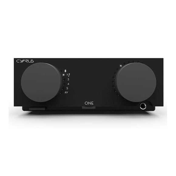 Cyrus Audio Cyrus One Stereo Integrated Amplifier with Wireless Connect 100W/ch Receivers & Amplifiers