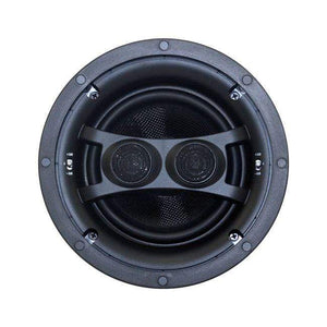 "Earthquake Earthquake 6.5"" In Ceiling Stereo Speaker Single Dipole / Bipole - ECS6DUAL In-Ceiling Speakers"