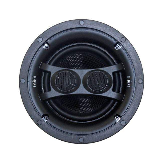 "Earthquake 6.5"" In-Ceiling Stereo Speaker DiBipole ECS6DUAL"