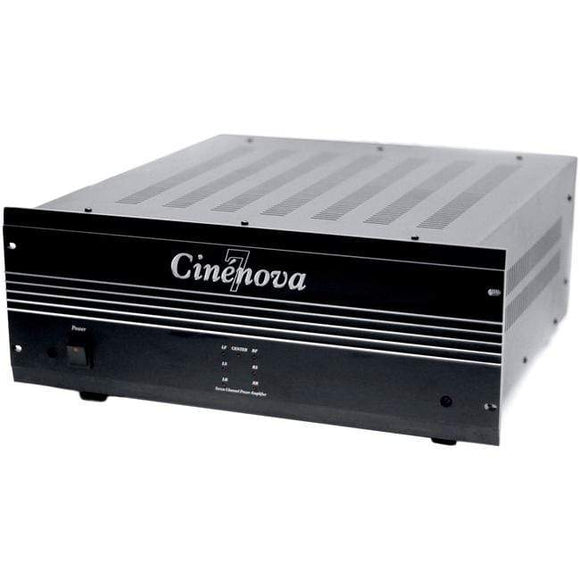 Earthquake Earthquake 7CH Amplifier 170W Home Theatre (Black) Receivers & Amplifiers