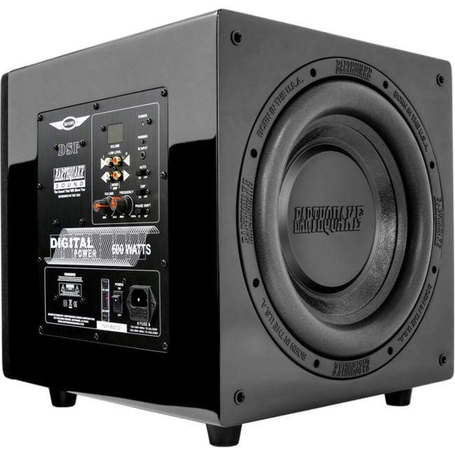 "Earthquake Earthquake 10"" Subwoofer with DSP Control - MINIMEDSPP10 Subwoofer"