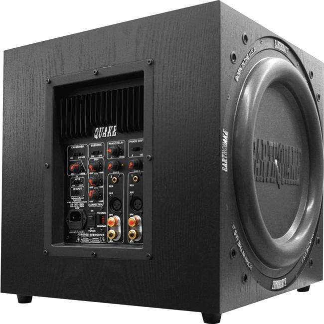 "Earthquake Supernova MKVI 12"" Subwoofer 600W Continuous - MKVI-12BLK"