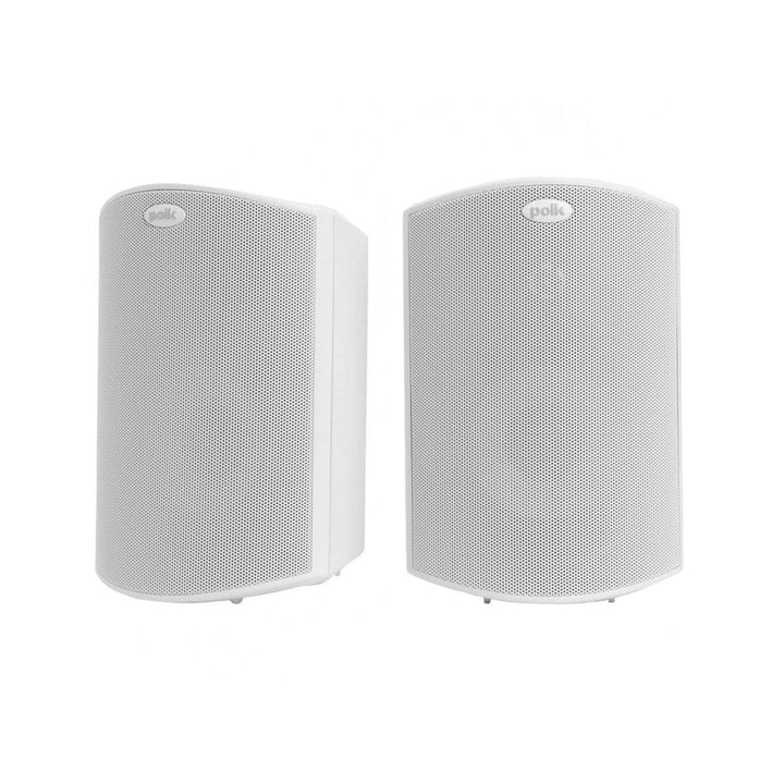 Polk Polk Audio Atrium 5 All Weather Outdoor Speakers Pair - White Outdoor Speakers