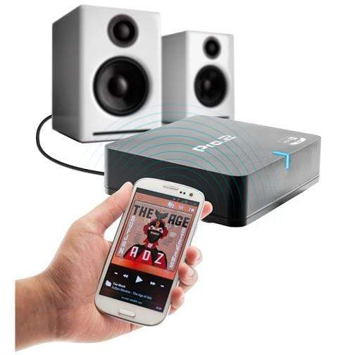 Pro2 Pro2 BMR3X Bluetooth Music Receiver - Playback From Smartphone or Tablet Multiroom Audio