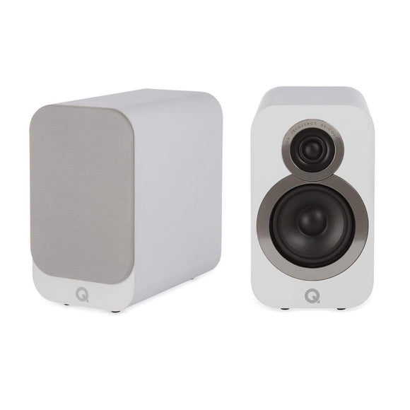 Q Acoustics Q Acoustics 3010i Compact Bookshelf Speakers Book Shelf Speakers