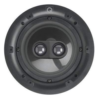 "Q Acoustics Q Acoustics 6.5"" Performance Series In-Ceiling Stereo Speaker - Single In-Ceiling Speakers"